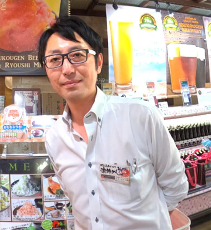 山下 弘高さん
